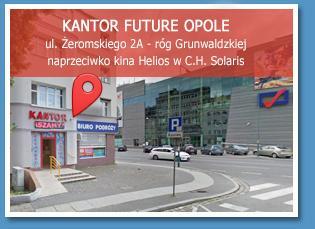kurs walut w kantorach gdansk